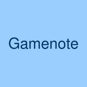 Gamenote
