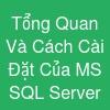 Tổng Quan Và Cách Cài Đặt Của MS SQL Server