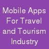 Mobile Apps For Travel and Tourism Industry