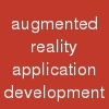 augmented reality application development