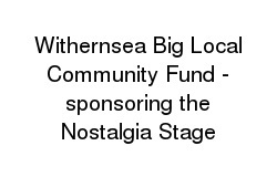 Withernsea Big Local Community Fund - sponsoring the Nostalgia Stage